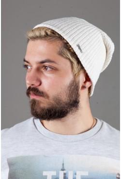 Мужская трикотажная шапка OdysseyNaples-White
