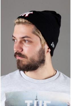 Мужская шапка New-York NY2015-Black