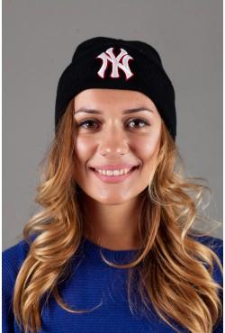 Женская шапка New-York NY2015-Black