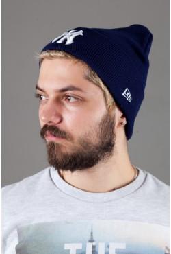 Мужская шапка New-York NY2015-DarkBlue