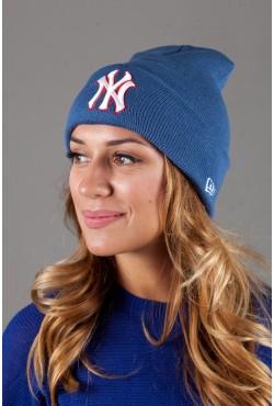 Женская шапка New-York NY2015-Blue