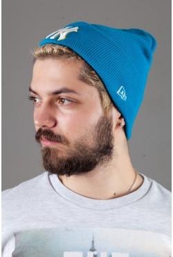 Мужская шапка New-York NY2015-LightBlue