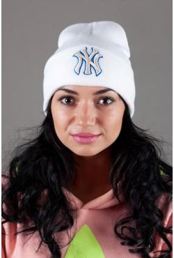 Женская шапка New-York NY2015hite