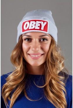 Женская шапка ObeyGrey