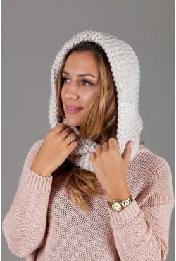 Женский капор W-Luxury 9186P-7608