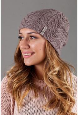 Женская вязанная шапка OdysseyPalm-741