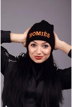 Женская шапка Homies B-O