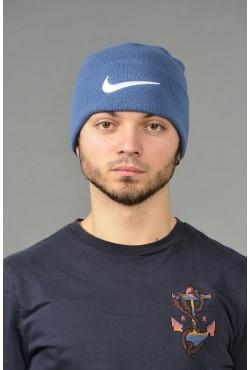 Мужская спортивная шапка Nike-denim-M