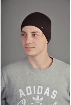 Мужская трикотажная шапка  20
