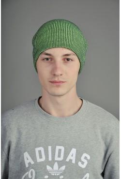 Мужская шапка SQWEAR Khaky/Green