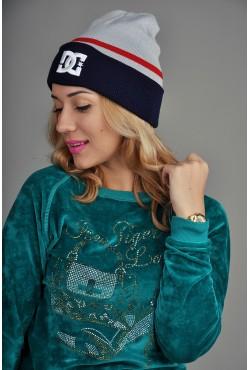Женская шапка DC GRB