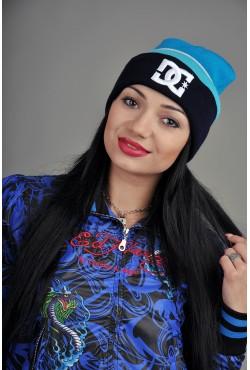 Женская шапка DC BWBl
