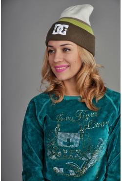 Женская шапка DC WGK