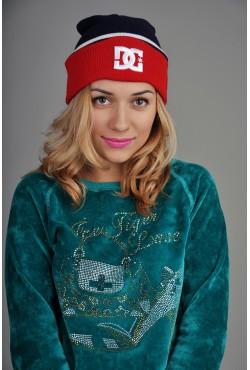 Женская шапка DC BWR