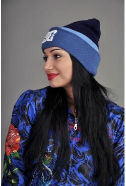 Женская шапка DC BLbB