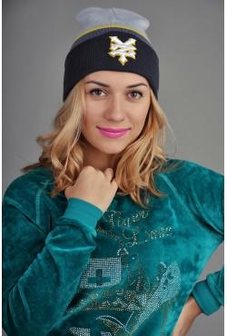 Женская шапка Zoo York GYG