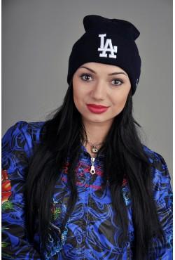 Женская шапка Los Angeles черная