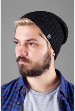 Мужская трикотажная шапка Ozzi32elange Grey