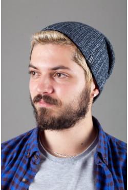 Мужская трикотажная шапка Ozzi32elange LBlue