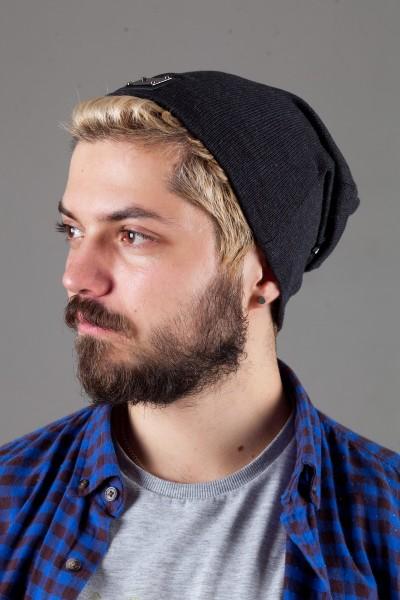 Мужская трикотажная шапка Philipp Plein PP-Grey