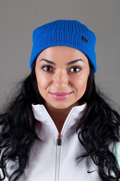 Женская спортивная шапка Nike Light - Blue