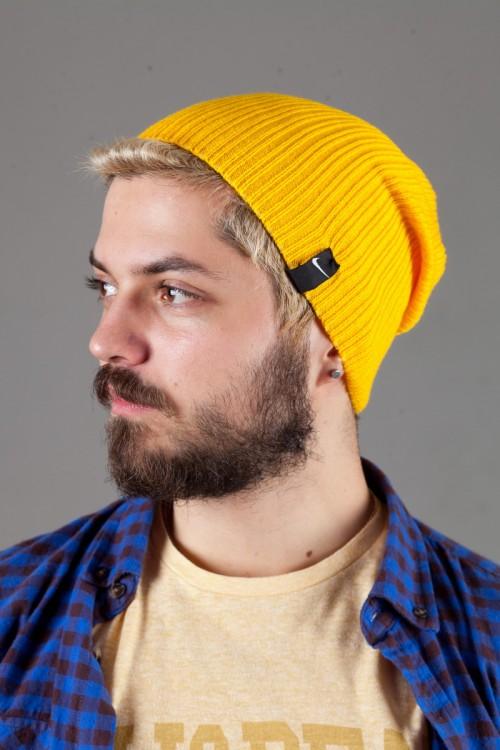 Мужская спортивная шапка Nike Light - Yellow