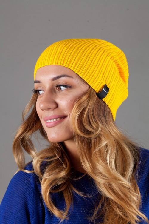 Женская спортивная шапка Nike Light - Yellow