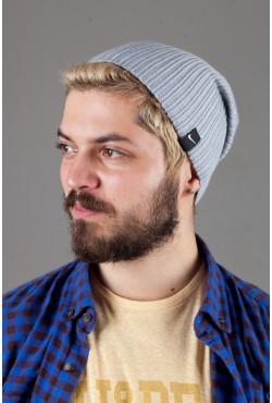 Мужская спортивная шапка Nike Light - Grey