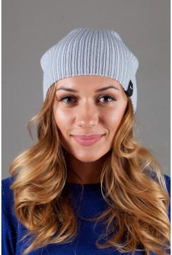 Женская спортивная шапка Nike Light - Grey