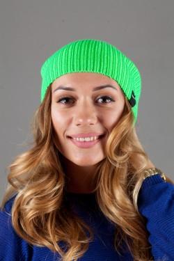 Женская спортивная шапка Nike Light - Green