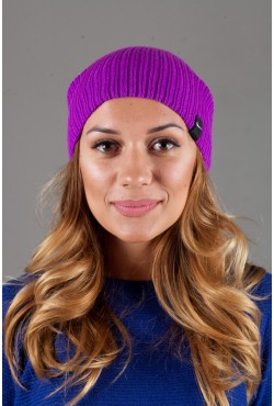 Женская спортивная шапка Nike Light - Fiolet