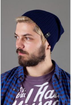 Мужская спортивная шапка Nike Light - D_Blue