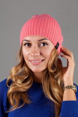 Женская спортивная шапка Nike Light - Pink