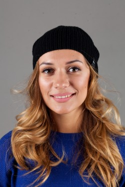 Женская спортивная шапка Nike Light - Black
