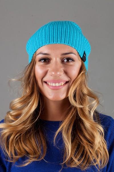 Женская спортивная шапка Nike Light - Aqua