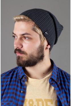 Мужская спортивная шапка Nike Light - D_Grey