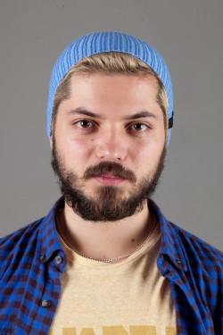 Мужская спортивная шапка Nike Light - Denim