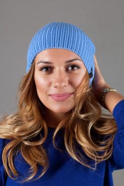 Женская спортивная шапка Nike Light - Denim