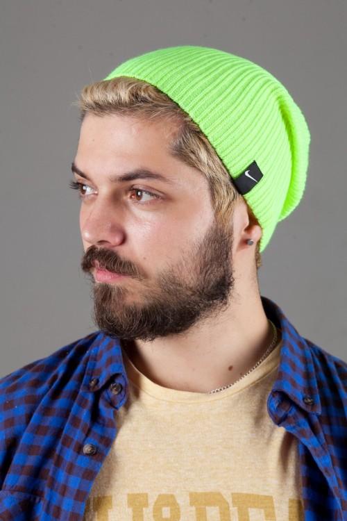 Мужская спортивная шапка Nike Light - L_Green