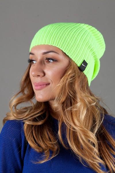 Женская спортивная шапка Nike Light - L_Green
