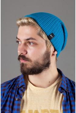 Мужская спортивная шапка Nike Light - L_Blue