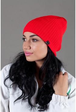 Женская спортивная шапка Nike Light - L_Red