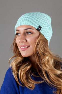 Женская спортивная шапка Nike Light - L_Aqua