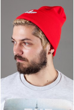 Мужская спортивная шапка Adidas2015-Red