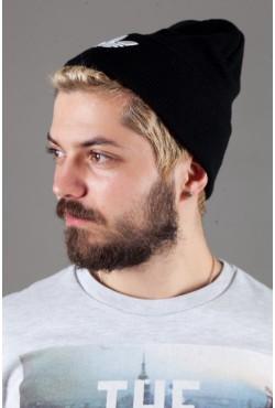 Мужская спортивная шапка Adidas2015-Black
