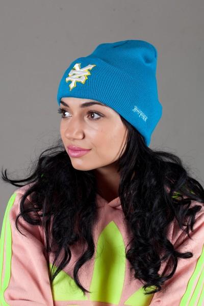 Женская шапка Zoo-York ZY2015-LightBlue