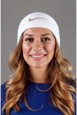 Женская спортивная шапка NikehiteG