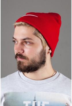 Мужская спортивная шапка Nike-DarkRed