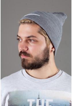 Мужская спортивная шапка Nike-LightGrey