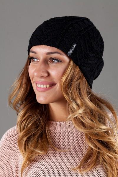 Женская вязанная шапка OdysseyPalm-703